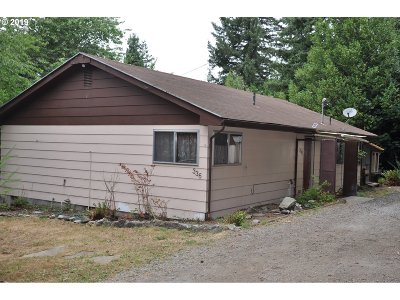 Coquille Single Family Home For Sale: 336 S Folsom Ct