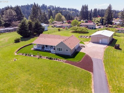 Oregon City Single Family Home For Sale: 17177 S Forsythe Rd