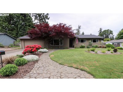 Beaverton Single Family Home For Sale: 5445 SW 197th Ave