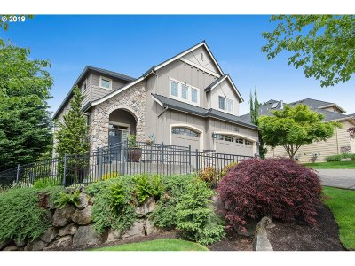 Camas WA Single Family Home For Sale: $849,900