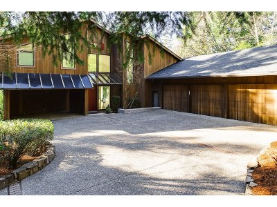 Single Family Home For Sale: 5050 SW Patton Rd