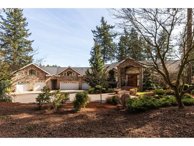 Oregon City Single Family Home For Sale: 15622 S Wildflower Ln