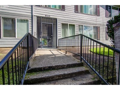 Portland OR Condo/Townhouse For Sale: $195,000