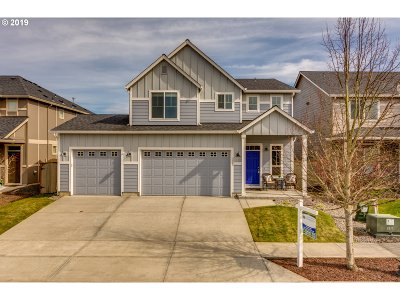 Ridgefield Single Family Home For Sale: 2402 S Nisqually Ave