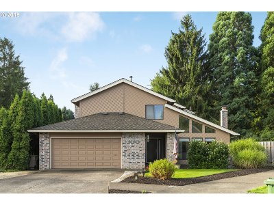Tualatin Single Family Home For Sale: 21449 SW 90th Ct