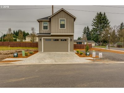 Vancouver Single Family Home For Sale: 5707 NE 58th Way