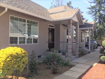 Clackamas County, Multnomah County, Washington County Multi Family Home For Sale: 2905 SE 118 Ave