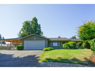 Keizer Single Family Home For Sale: 1970 Cranberry Ct