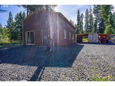 Grant County Single Family Home For Sale: 45202 Hwy 395