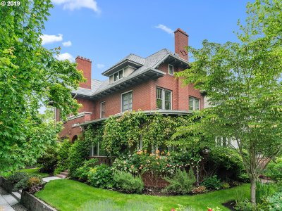 Multnomah County Single Family Home For Sale: 610 NE Cesar E Chavez Blvd