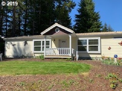Single Family Home Pending: 84223 Clear Lake Rd
