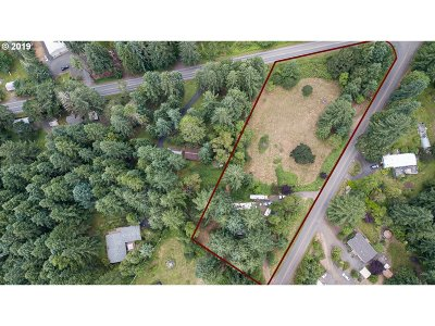 Junction City, Harrisburg Residential Lots & Land For Sale: 25146 Butler Rd
