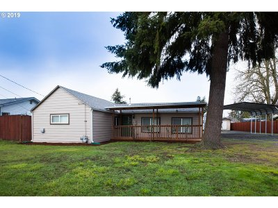 Single Family Home For Sale: 3931 Marshall Ave