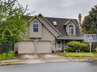 Forest Grove, Cornelius, Hillsboro Single Family Home For Sale: 7322 SE Drake Ct