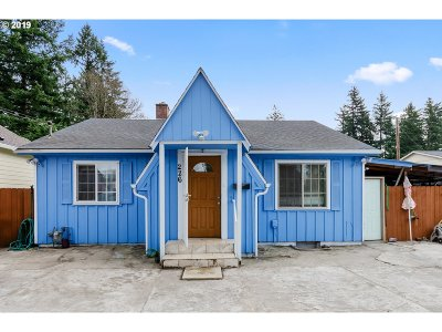 Single Family Home Bumpable Buyer: 226 NE 157th Ave