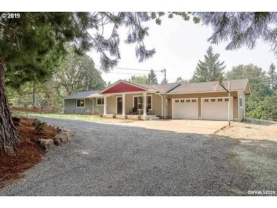 Lebanon Single Family Home For Sale: 30780 Ty Valley Rd