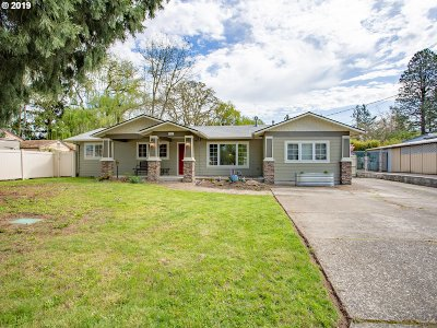 Tigard Single Family Home For Sale: 11260 SW 79th Ave