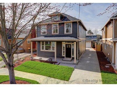 Single Family Home For Sale: 7311 N Jordan Ave