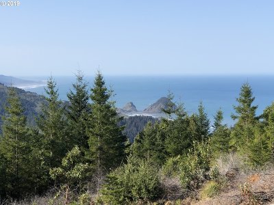 Port Orford Residential Lots & Land For Sale: Pacific Highlands Dr