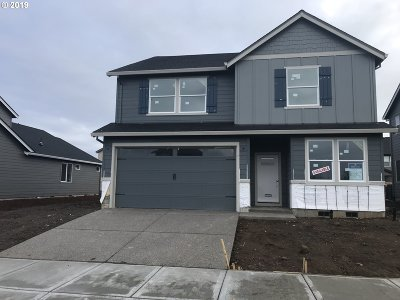 Canby Single Family Home Pending: 1091 S Willow St #LOT60
