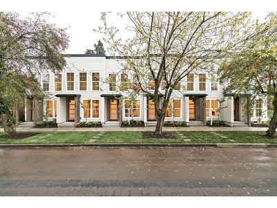 Clackamas County, Multnomah County, Washington County Multi Family Home For Sale: 1390 N Simpson Ave