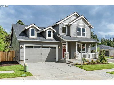 Camas Single Family Home For Sale: 5754 N 86th, Lot 23 Cir
