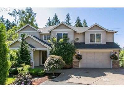Tigard Single Family Home For Sale: 14620 SW Trevor Ln