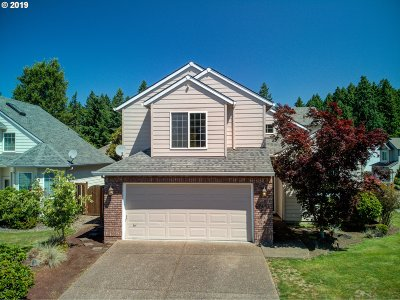Beaverton Single Family Home For Sale: 7605 SW Gearhart Dr