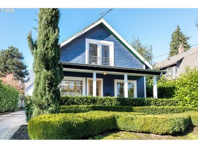 Single Family Home For Sale: 1845 NW 23rd Pl
