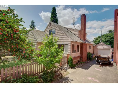Oregon City Single Family Home For Sale: 811 John Adams St