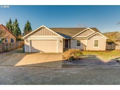 Canby OR Single Family Home For Sale: $375,000