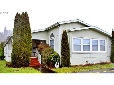 Cowlitz County Single Family Home For Sale: 369 Gun Club Rd #99