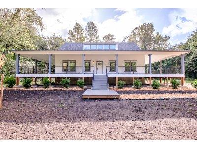 Oregon City, Beavercreek, Molalla, Mulino Single Family Home For Sale: 32160 S Shady Dell Rd