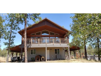 Goldendale Single Family Home For Sale: 451 Meadow Ln