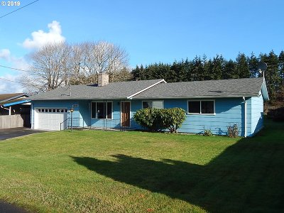 Clatskanie OR Single Family Home Pending: $268,900