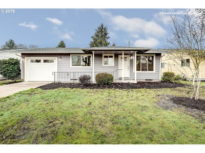 Woodburn Single Family Home Sold: 1311 Astor Way