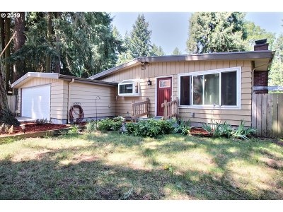 Vancouver Single Family Home For Sale: 3804 Plomondon Ln