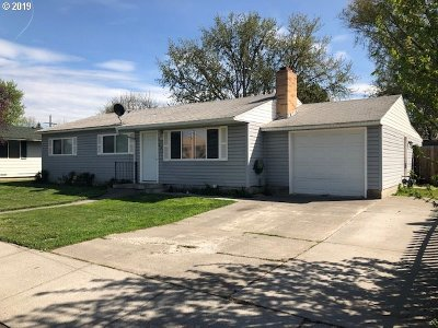 Hermiston Single Family Home For Sale: 245 W Highland Ave