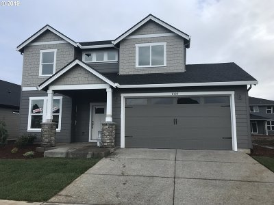 Canby Single Family Home Pending: 1077 Willow St #Lot58