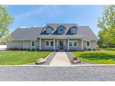 Hermiston Single Family Home For Sale: 490 Christiansen Loop