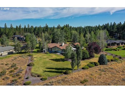 Sisters Single Family Home For Sale: 69790 Old Wagon Rd