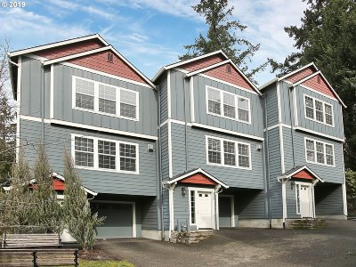 Portland Single Family Home For Sale: 3346 SW Multnomah Blvd