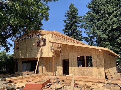 Single Family Home For Sale: 4610 NE 73rd Ave