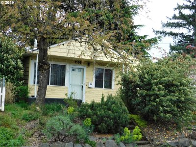 Portland Single Family Home For Sale: 7366 SE 87th Ave