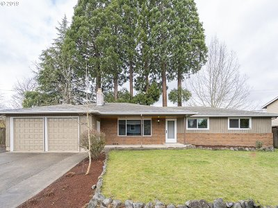 Beaverton Single Family Home For Sale: 20787 SW Rosa Dr