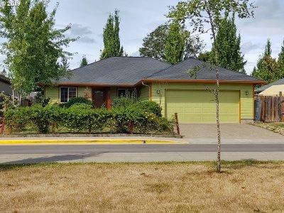 Veneta, Elmira Single Family Home For Sale: 88050 Natalie Ln