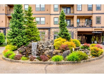 Sherwood Condo/Townhouse For Sale: 20512 SW Roy Rogers Rd #319