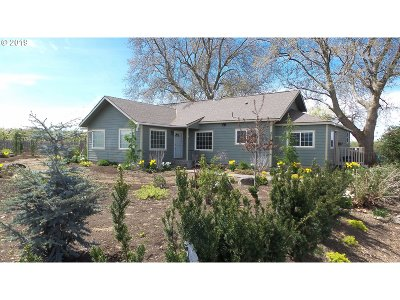 Umatilla County Single Family Home For Sale: 84446 Eastside Rd