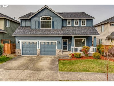 Vancouver Single Family Home For Sale: 17800 NE 37th St