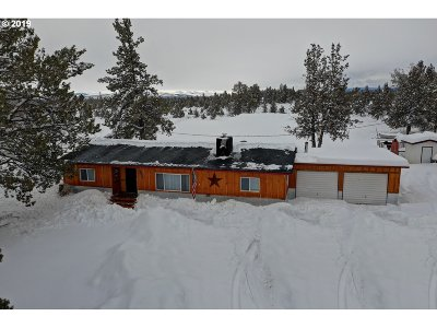 Bend Single Family Home For Sale: 23215 Hwy 20
